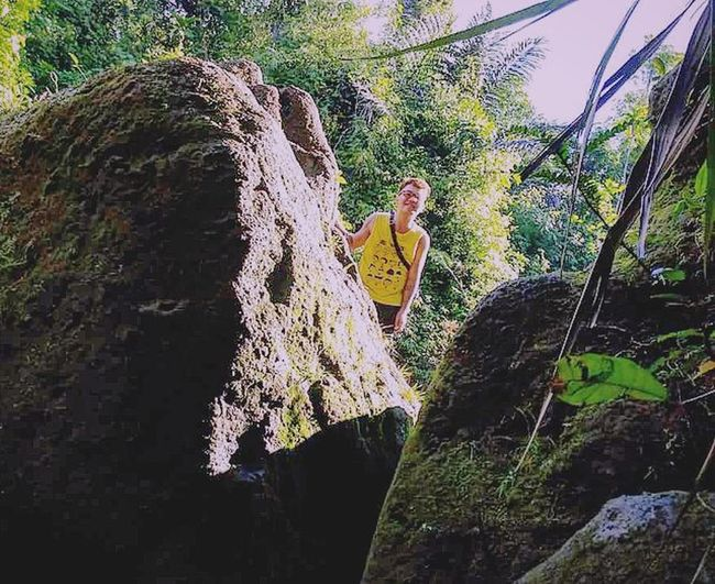 I am left believing I thank you now for giving me the stars to chase around There's no going back I've fallen pretty bad This is the sound of being found TalayFalls HuluganFalls Weekendgetaway Lakbayluisiana Galalaguna Tambaylakbay Traveller Freespirit Natured