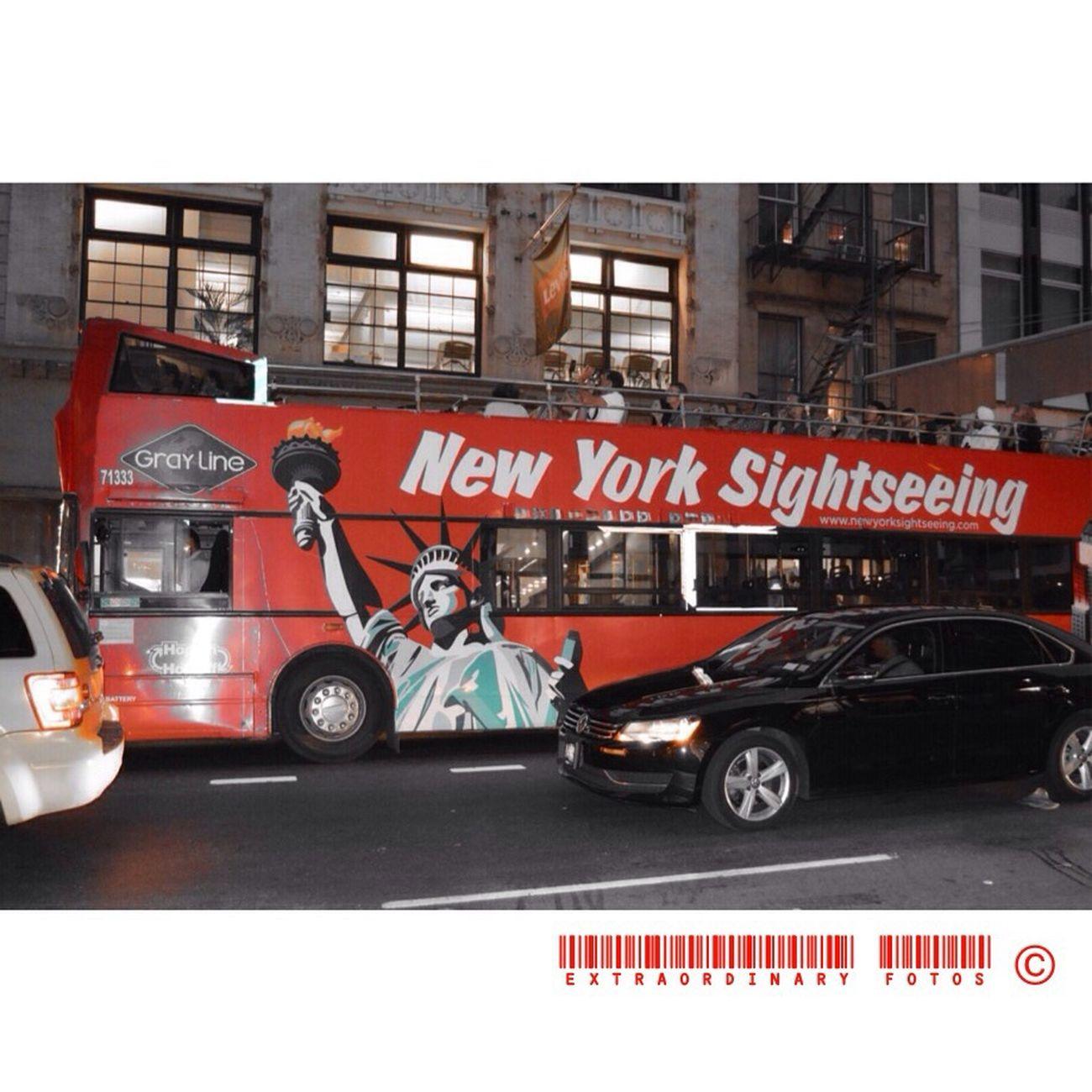 Site to see Tourbus NYC Tourist