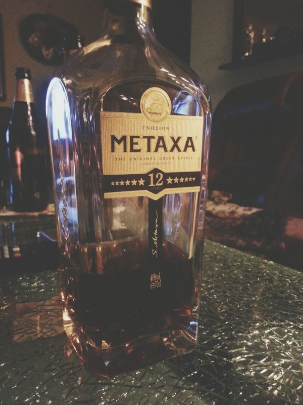 Metaxa Alcohol PartyONE LOVE