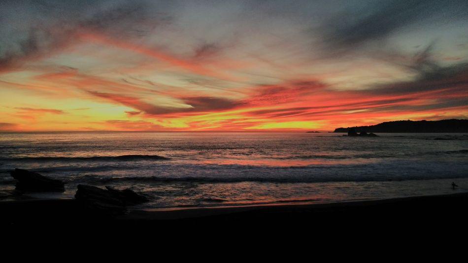Rocoto Biobio Chile Mar Sea Winter Fresh Air <3 No Edit/no Filter