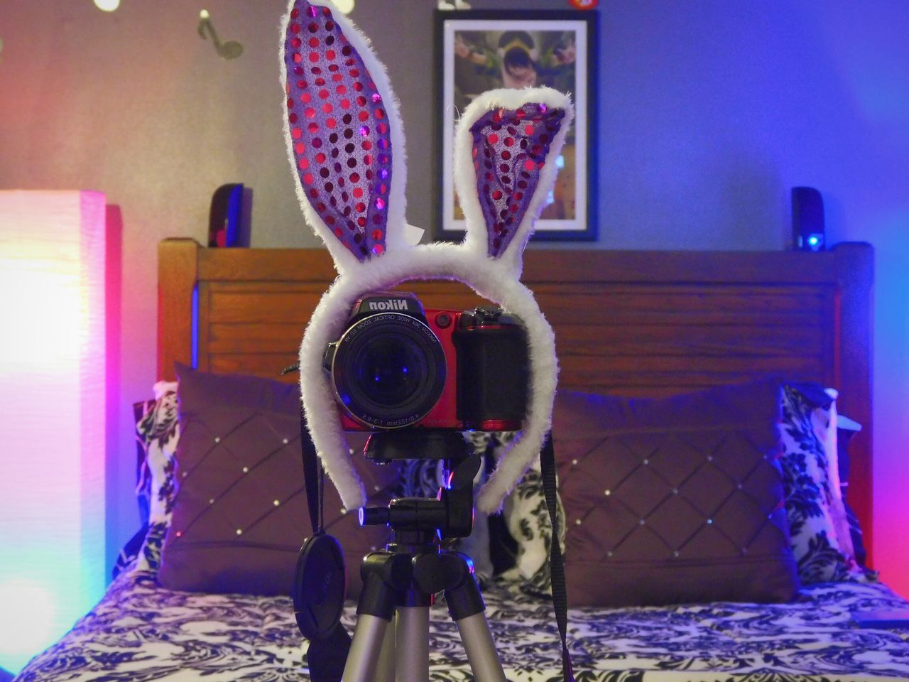 Easter Ready Easter Photoshoot Rabit Ears