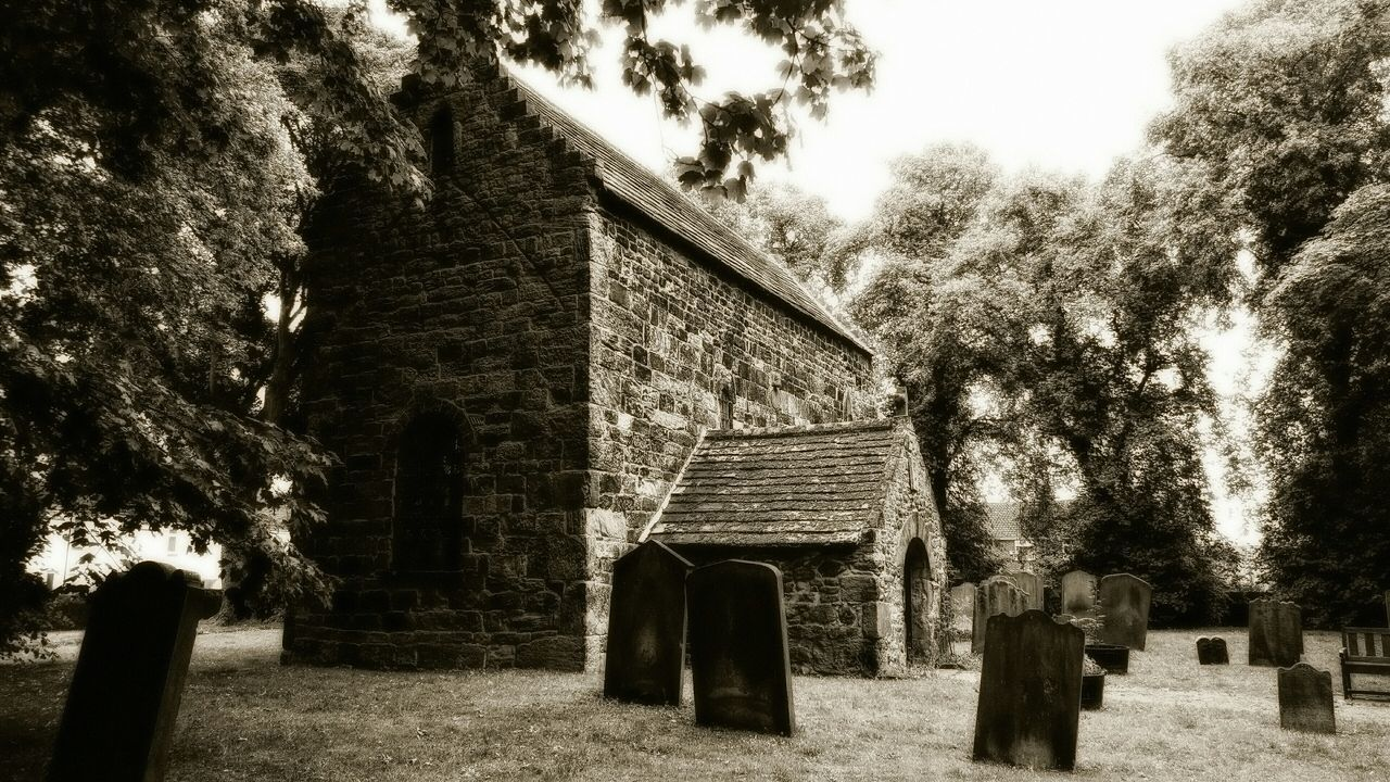 Another edit of Escomb Saxon Church Blackandwhite Photography Black And White EyeEm Best Shots - Black + White Streamzoofamily Edited Architecture_collection Buildings Churches Anglo-saxon Historical Place