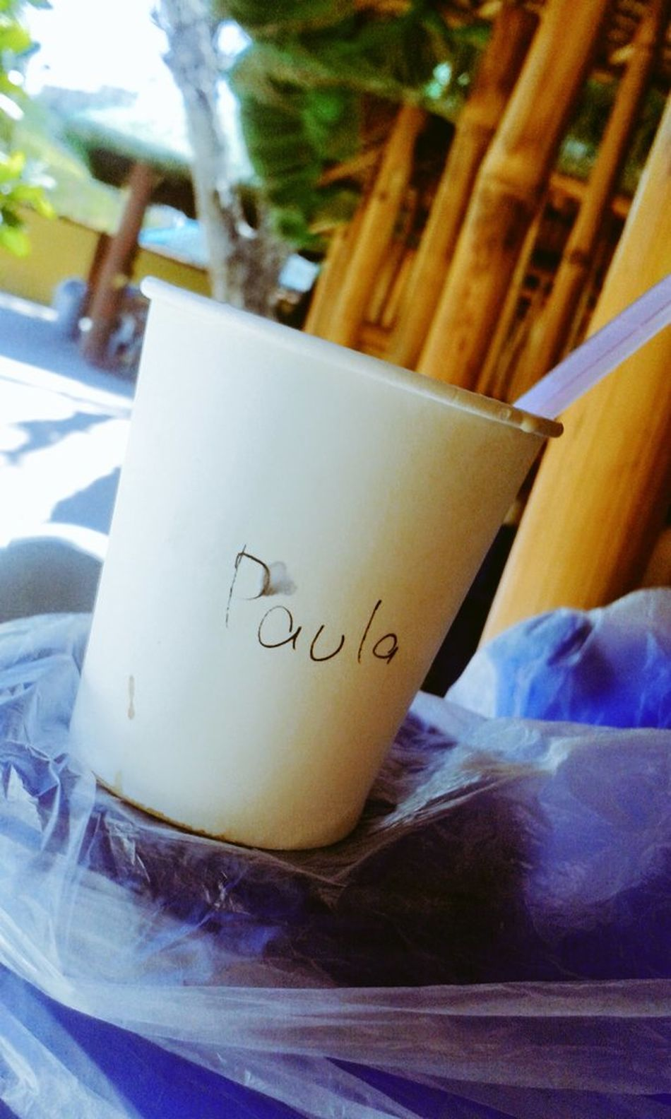 Yes it's me Nameinacup