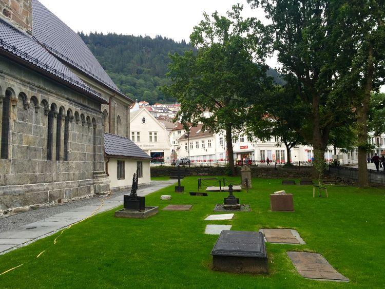 Graveyard Church History Historical Building