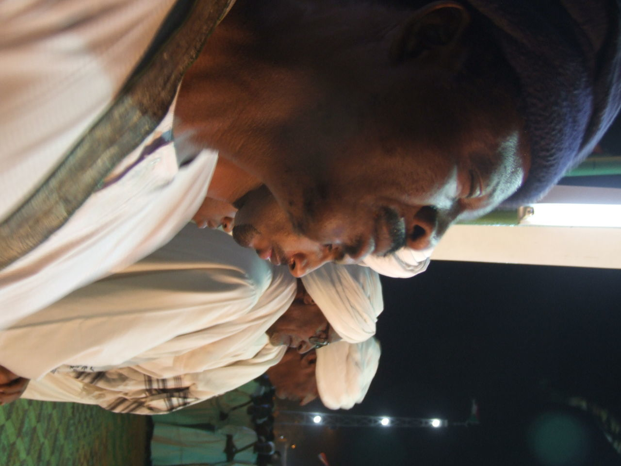 Lost in the Divine ...a man does zikr , remembers Allah Ecstasy Khartoum Meditation Remembering The Divine Searching For The Divine Within Spirituality Sudan Sufi Sufism The Word Of God The World Within Trance Zikr