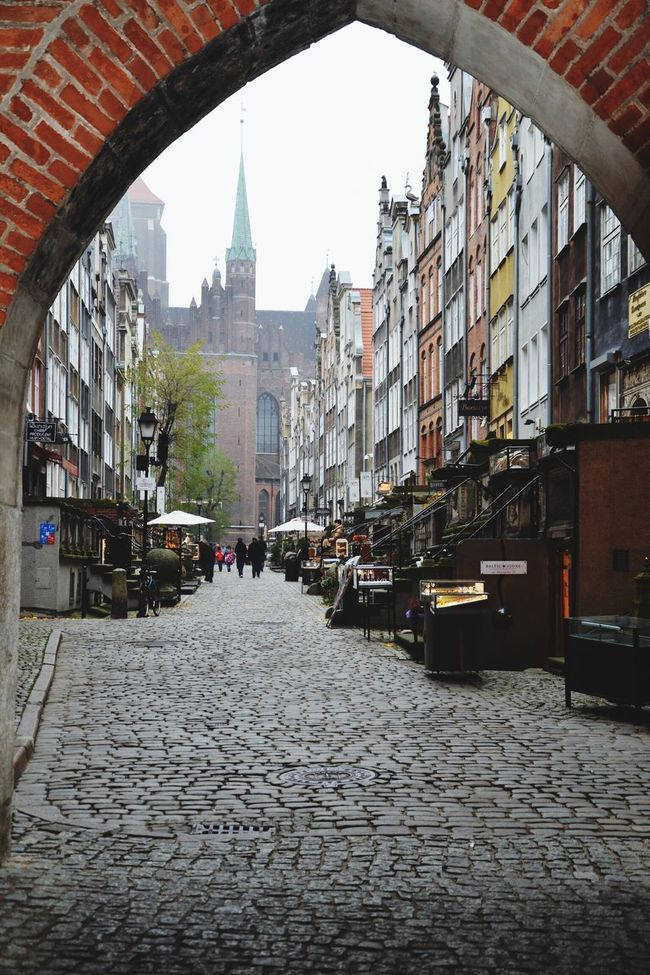 Gdansk Architecture Old Town Old Buildings Old Town House Streetphotography Poland Showcase: November Seeing The Sights