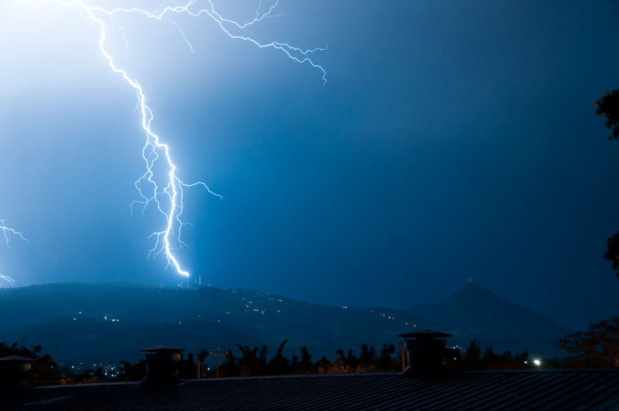 A series of lightning storms capture in the past 3 years. unpredictable power of nature. Lightning Lightning Bolt Lightning Storm Nature No People Outdoors Power In Nature Sky Tropical Storm