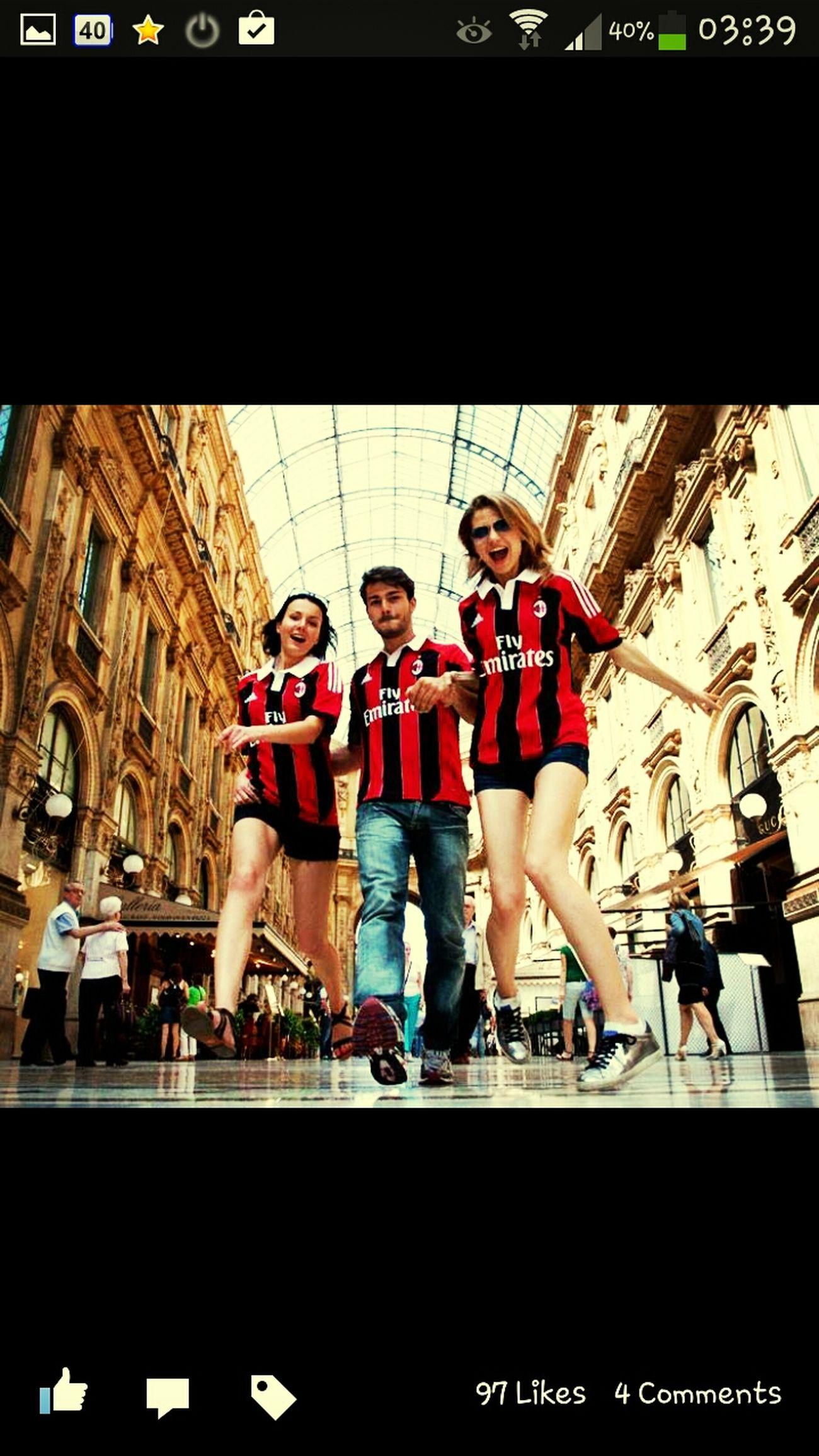 Ac Milan Stadium San Siro Forza Milan my love