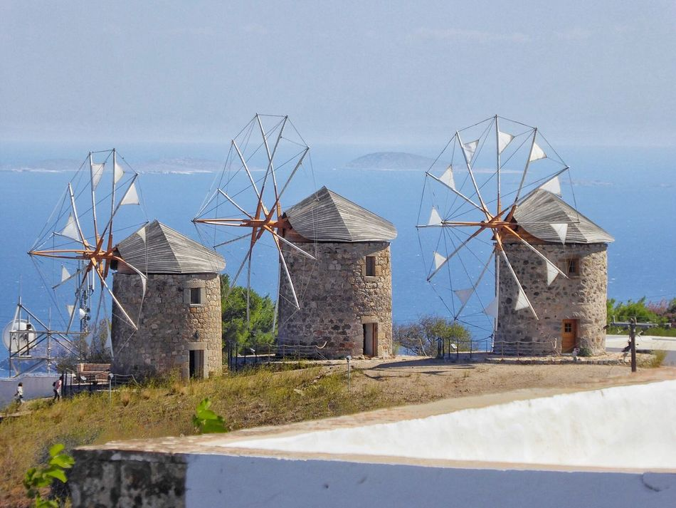 Windmill Windmills Windmills #photography Windmills Photography Windmills Of Patmos Patmos Patmos Island Greece GREECE ♥♥ Dodecanese Landscape Landscape_Collection Landscape_photography