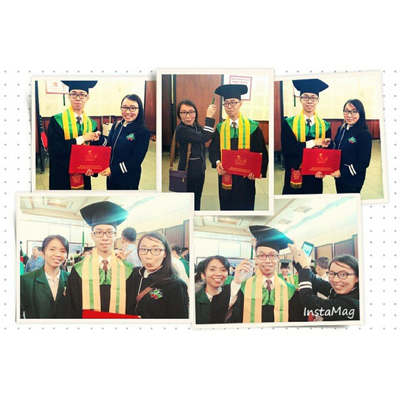 InstaMagAndroid Afterceremony Graduation STBA_PIA