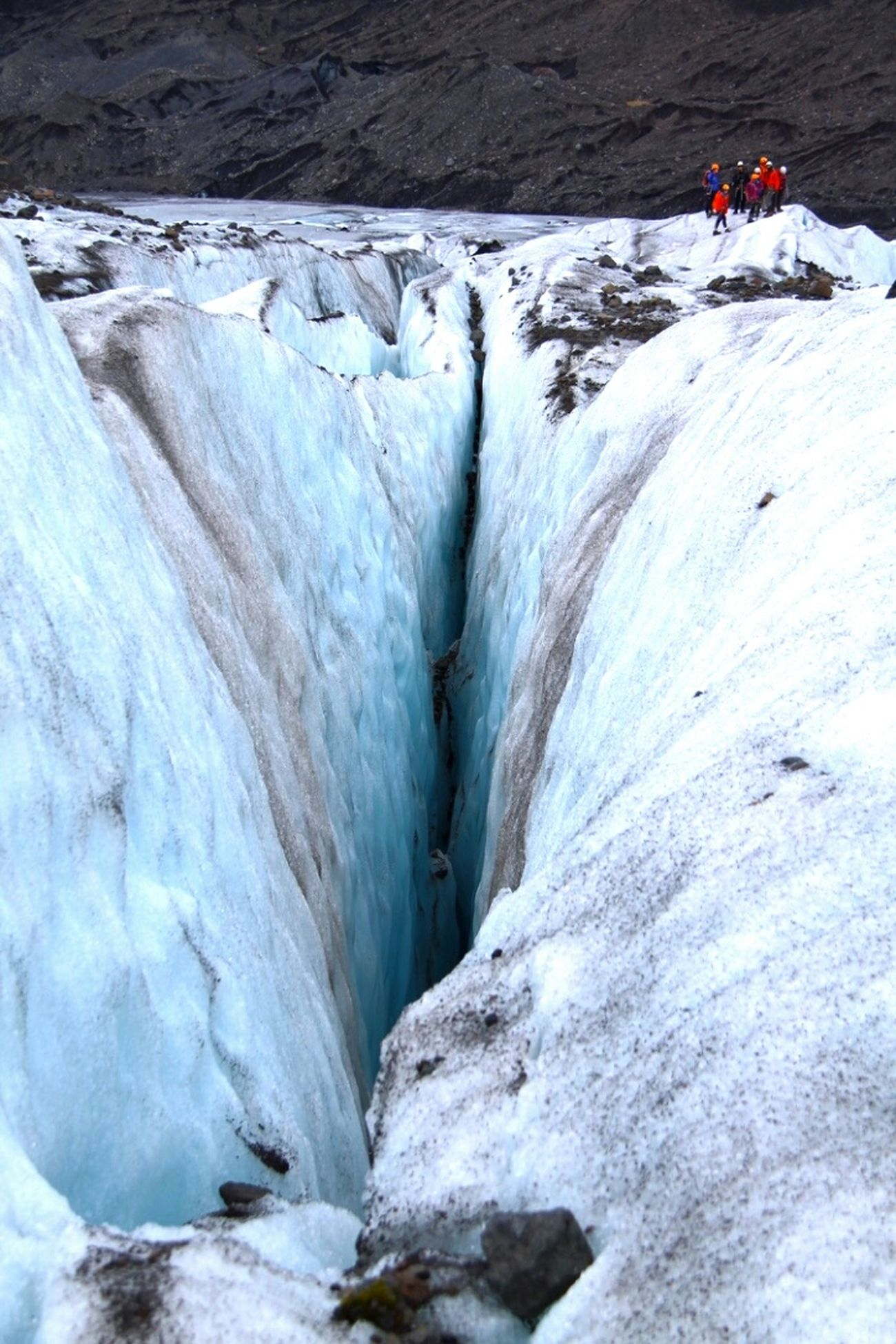 Glacier Vatnajokull Iceland