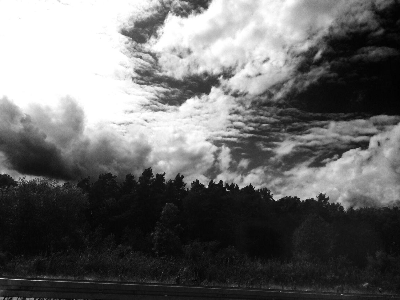 Enjoying Life cloud and sky