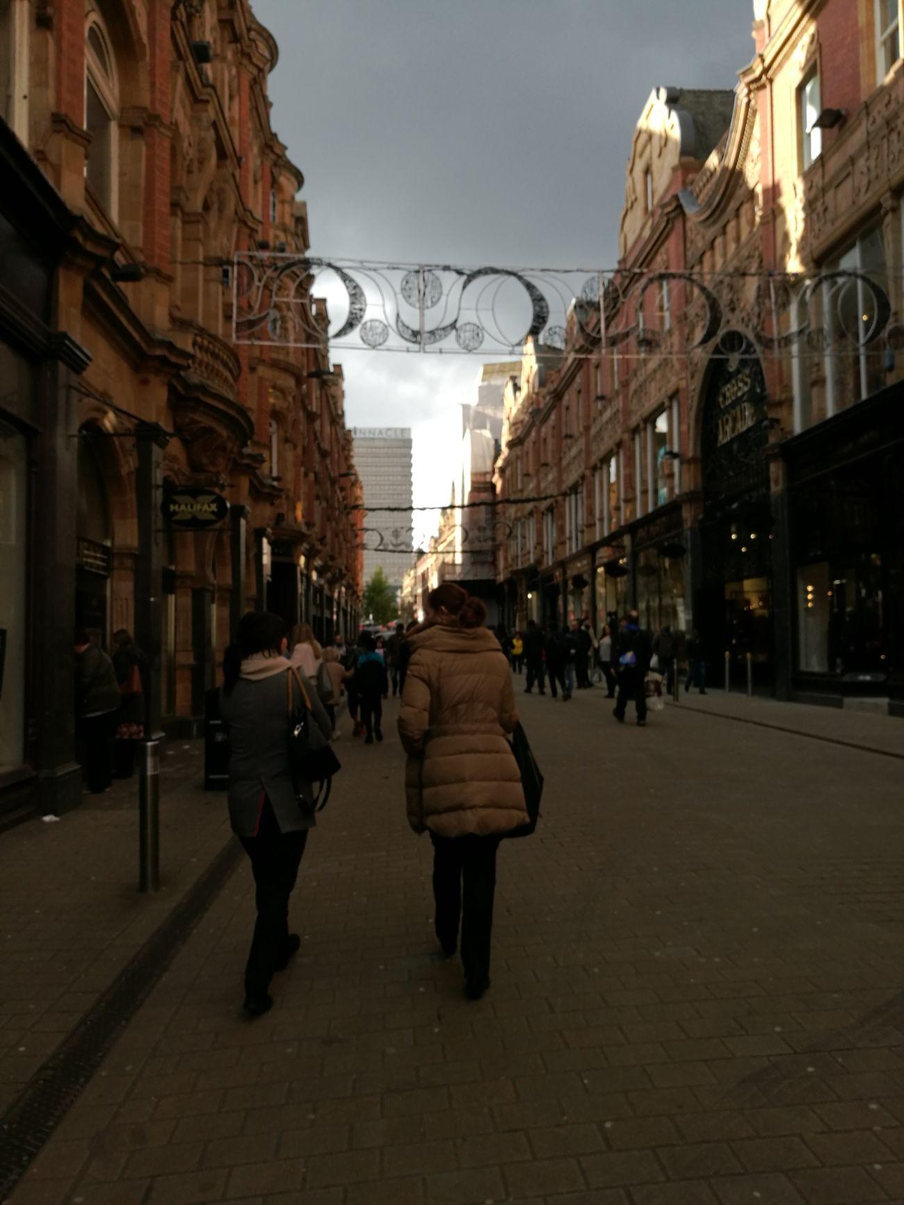 City Street Streetviewphotography Street Photography Leedscitycentre