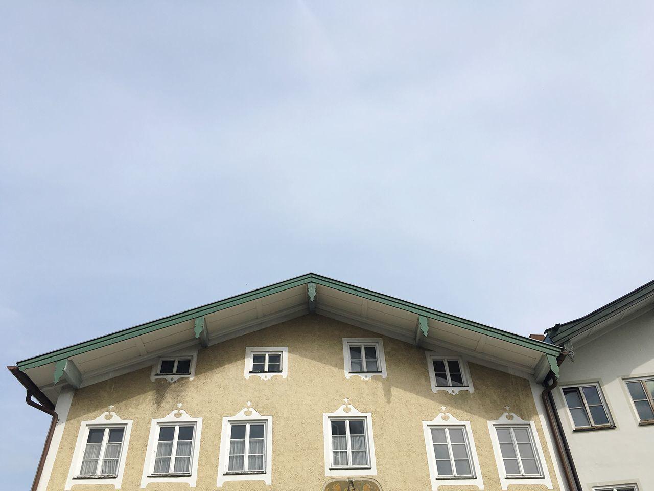 Bavarian Architecture Bad Tölz