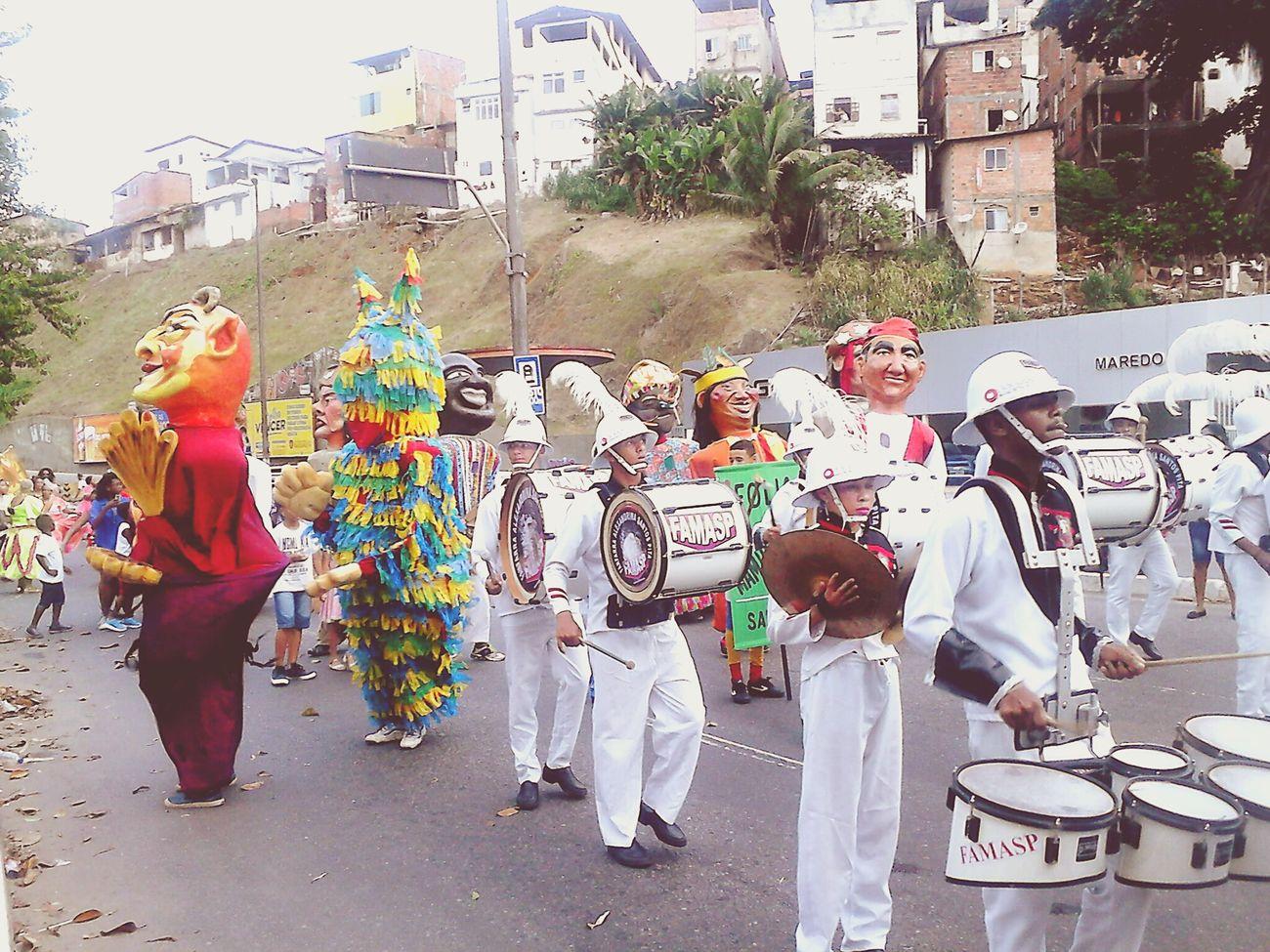 Colors Of Carnival Raízes Da Bahia Brazil Bahia Salvador Dique Do Tororó Brasil
