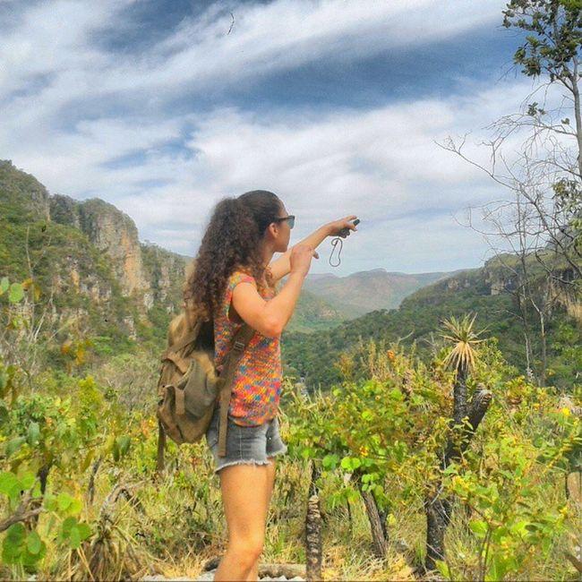 Mochileira maluca companheira de aventuras. @whedjanatally Chapadadosveadeiros Goias Mochileiros Travel galaxyonly hdr_gallery hdr iggoias instagramersgoias instagrambrasil