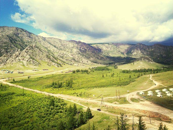 Миний Монгол ийм сайхан