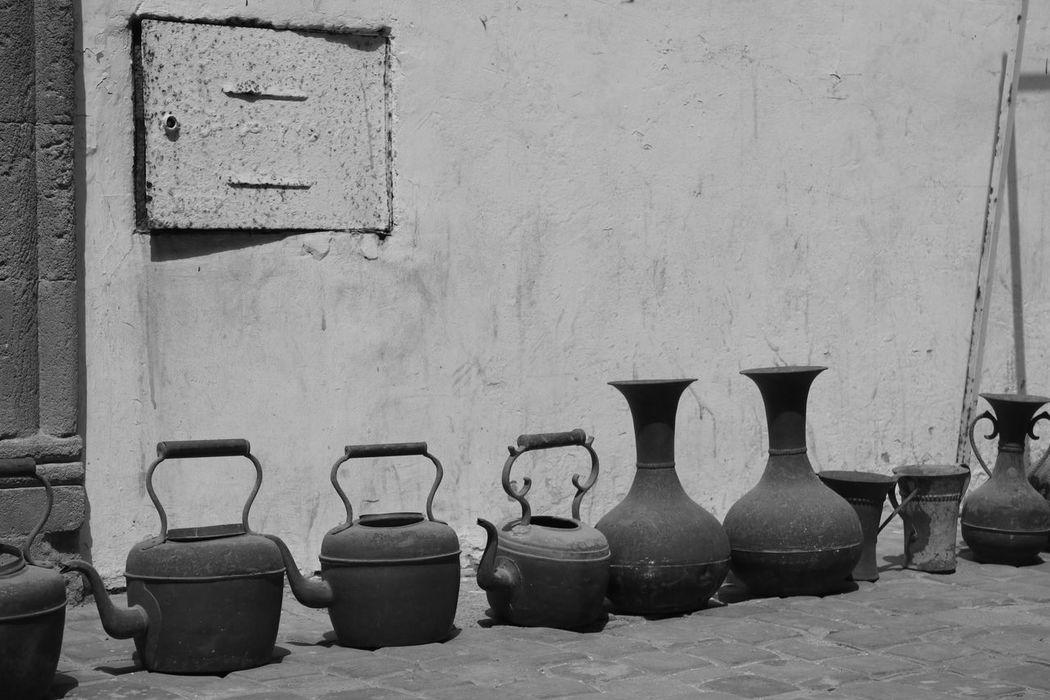 BIG Black And White Blackandwhite Essaouira In Line Learn & Shoot: Simplicity Morocco Streetphotography Tea Pots Travel Travel Photography My Favorite Photo Morocco, full of perfect photo motive! Eyeemphoto Beautifully Organized