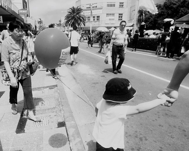 Youth Of Today | Blackandwhite Streetphotography | Street Festival