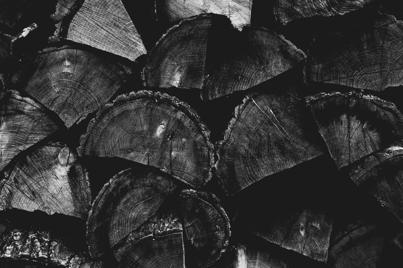 Stack Backgrounds Woodpile Outdoors Intothewoods Tree_collection  Blackandwhite Vintage Photography Photo All_shots Beauty In Nature Illuminated Dark Monochrome Grey And White Grunge