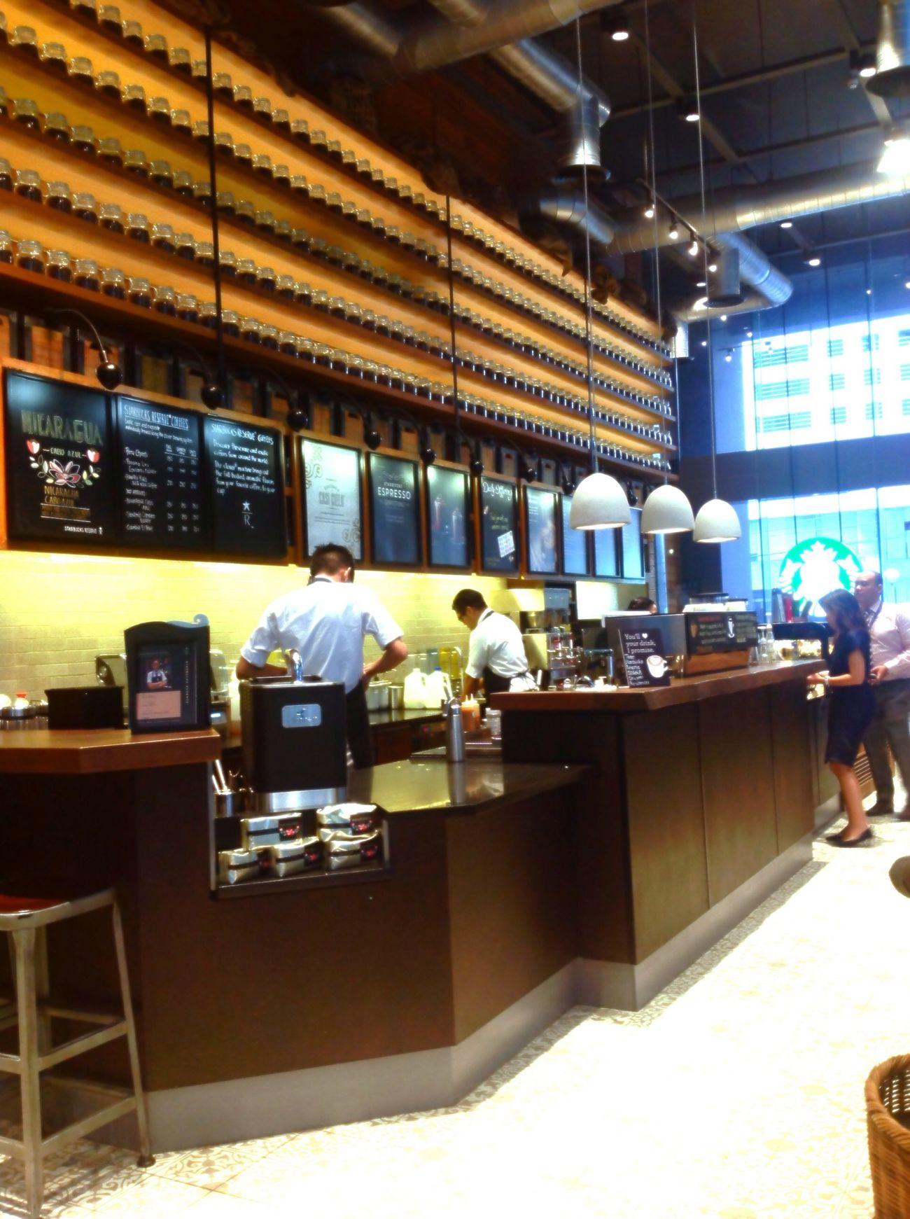 Starbucks Valero