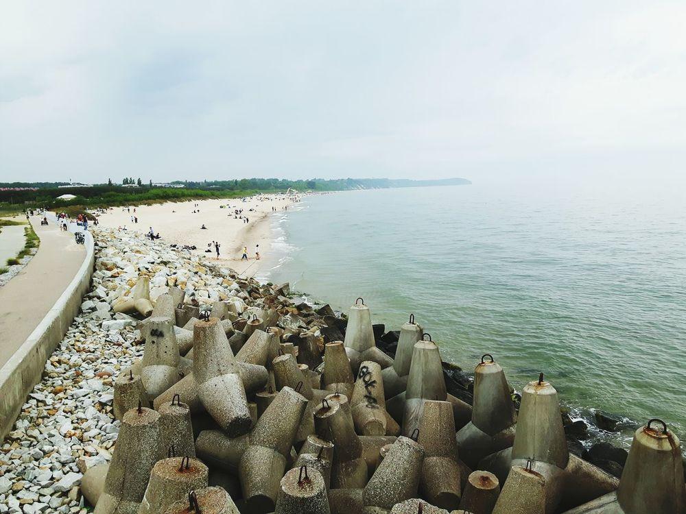Poland Baltic Sea Sommer Baltic Holiday Polska Polskiemorze Morze Bałtyckie Wakacje Sloneczko Słoneczny Dzień Słonecznie Władysławowo First Eyeem Photo