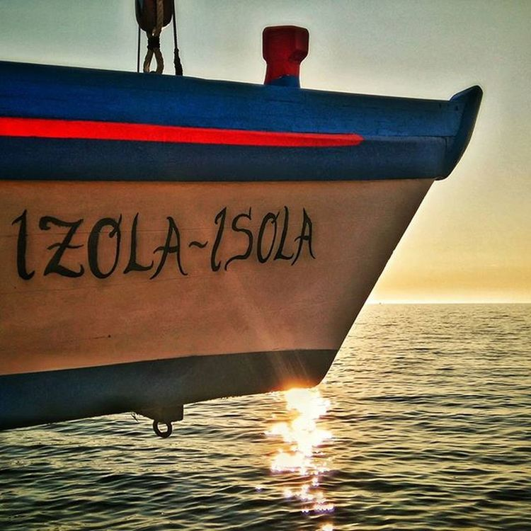 Izola Isola Boat Detail Seaside Sunset Beautiful Slovenia Romantic Overdone Igslovenia Adriatic Sony XPERIA