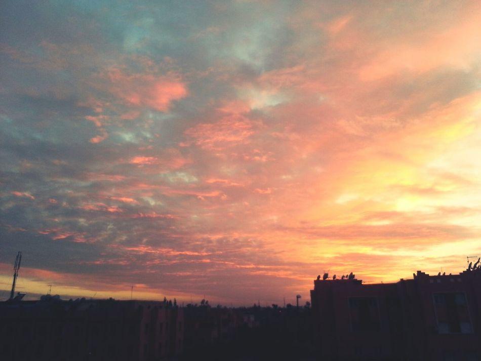 Skyporn Sunsetlover Subhan'Allah Taking Photos