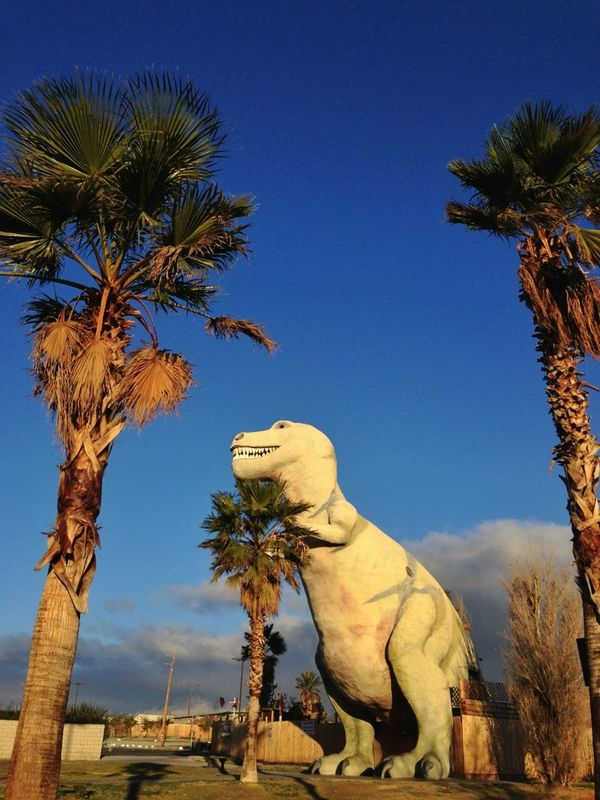 Dinasaurs of Cabazon by Jen Pollack Bianco