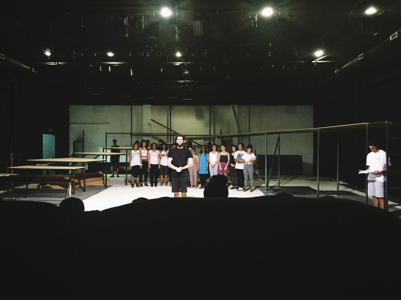 PeerGynt Theatre Tec Actors Myworld