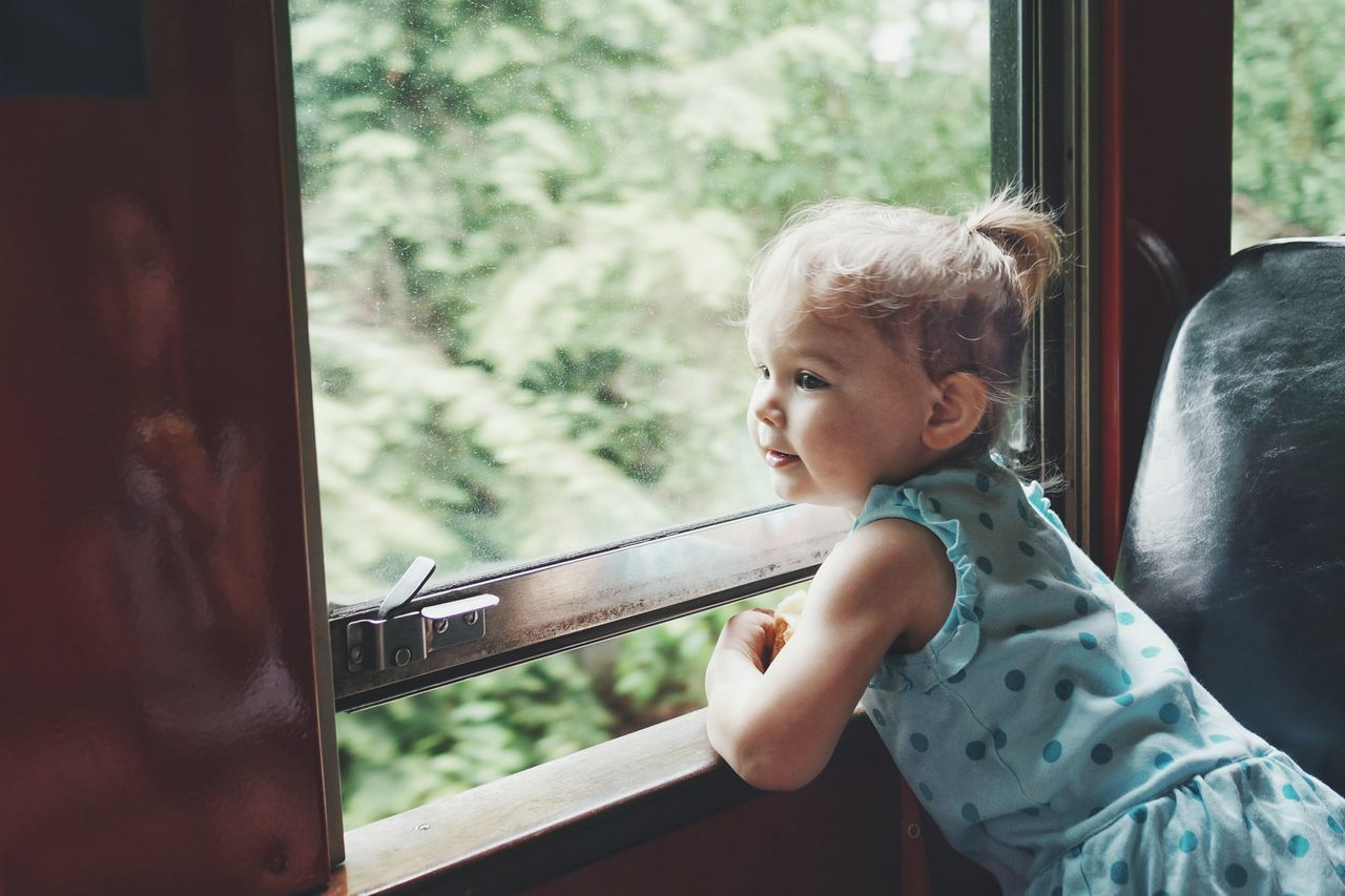Beautiful stock photos of train, 2-3 Years, Girls, Travel, casual Clothing