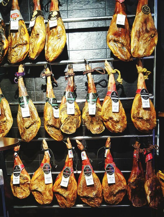 Jamon Jamones Ham Hams  Food Comida Española JamonSerrano Pata Negra