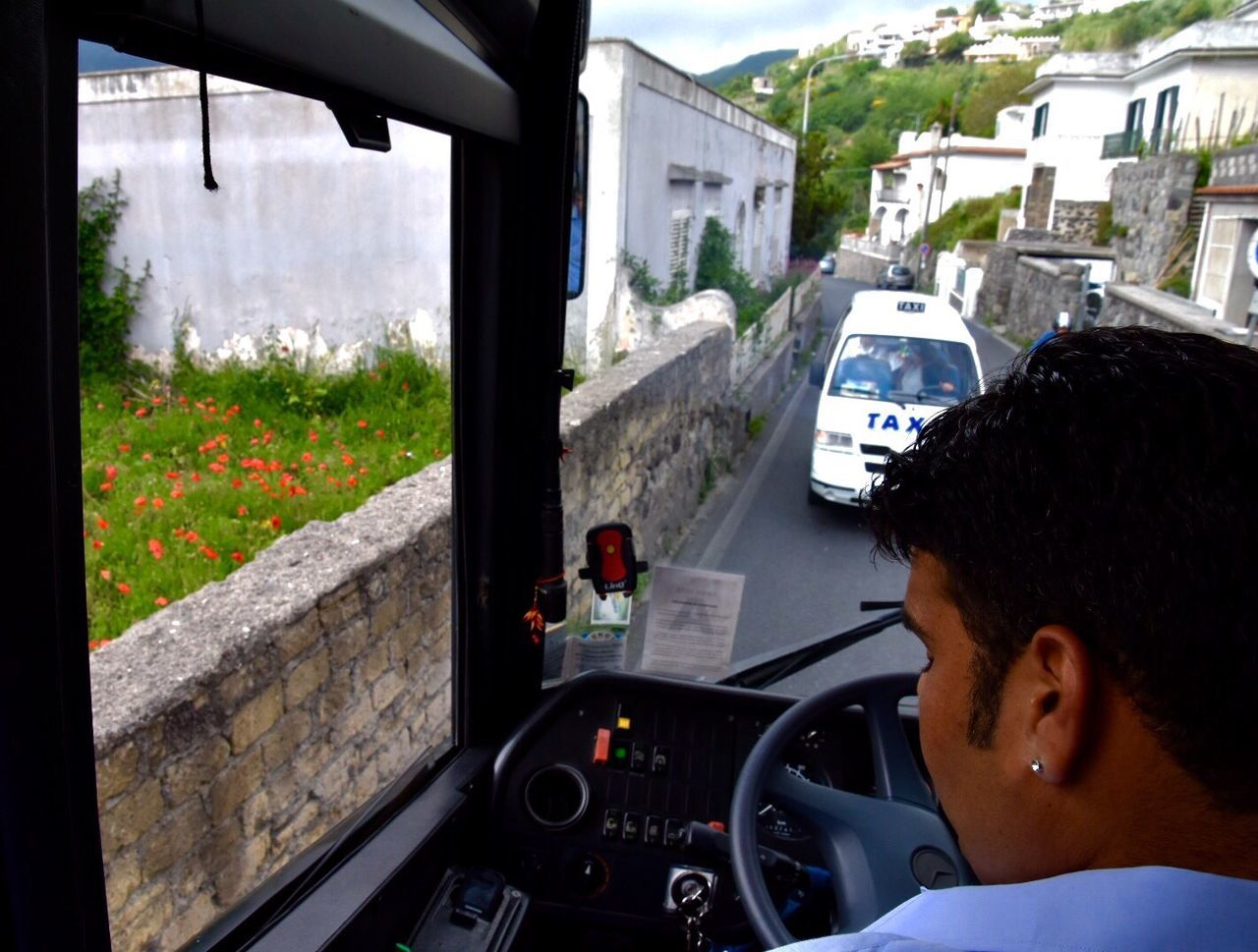 Mein Automoment Bus Drivers In Italy Is A Challenge Streetphoto_color Streetphoto Street Portrait