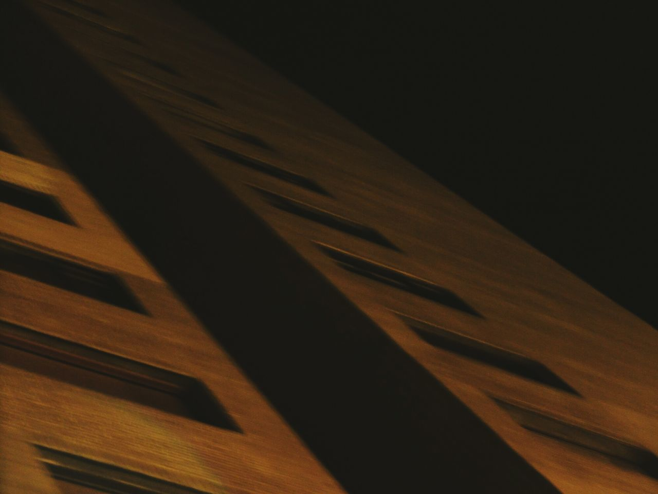wood - material, no people, pattern, close-up, low angle view, indoors, day, black background