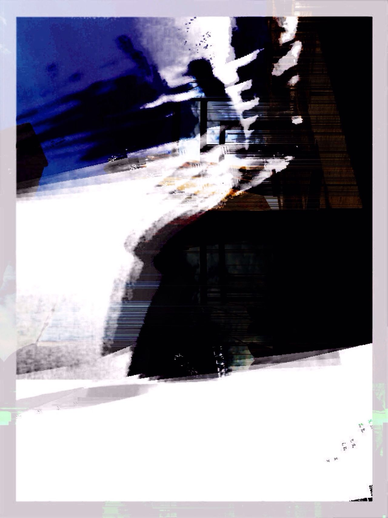 Moving shadows 99 Mob Fiction NEM Abstracts Abstract Moving Shadows