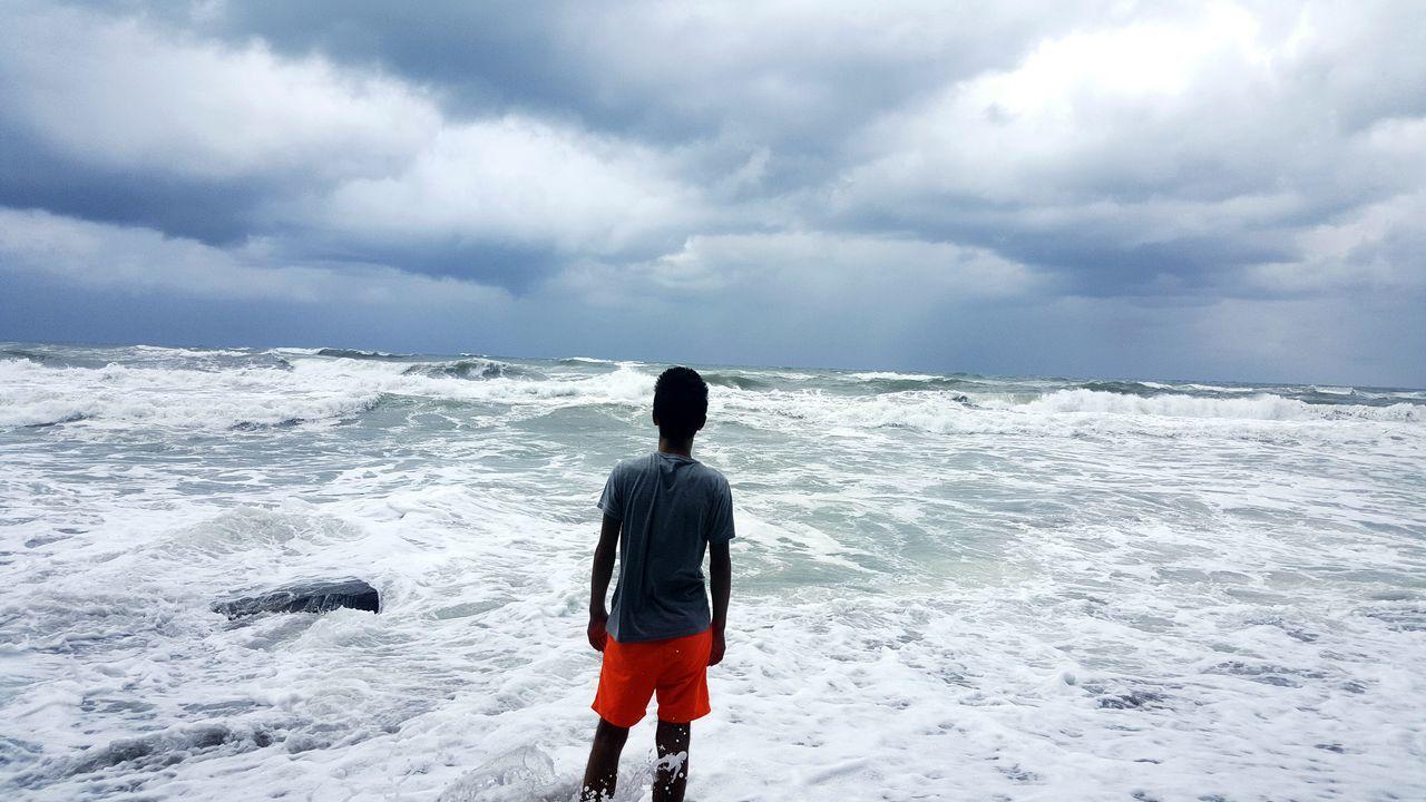 Man In Wild Waves, Ocean, Nature Waves Crashing Waves And Rocks Waves Waves Splashing Man In Waves Taking Photos Check This Out That's Me Relaxing Freaky Enjoying Life Man In SeaFreakywaves Wave Sea And Man Orangeshort Orange Bestshot Saklimedia