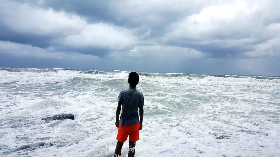 Man In Wild Waves, Ocean, Nature Waves Crashing Waves And Rocks Waves Waves Splashing Man In Waves Taking Photos Check This Out That's Me Relaxing Freaky Enjoying Life Man In SeaFreakywaves Wave Sea And Man Orangeshort Orange Bestshot Saklimedia Fashion Stories EyeEmNewHere