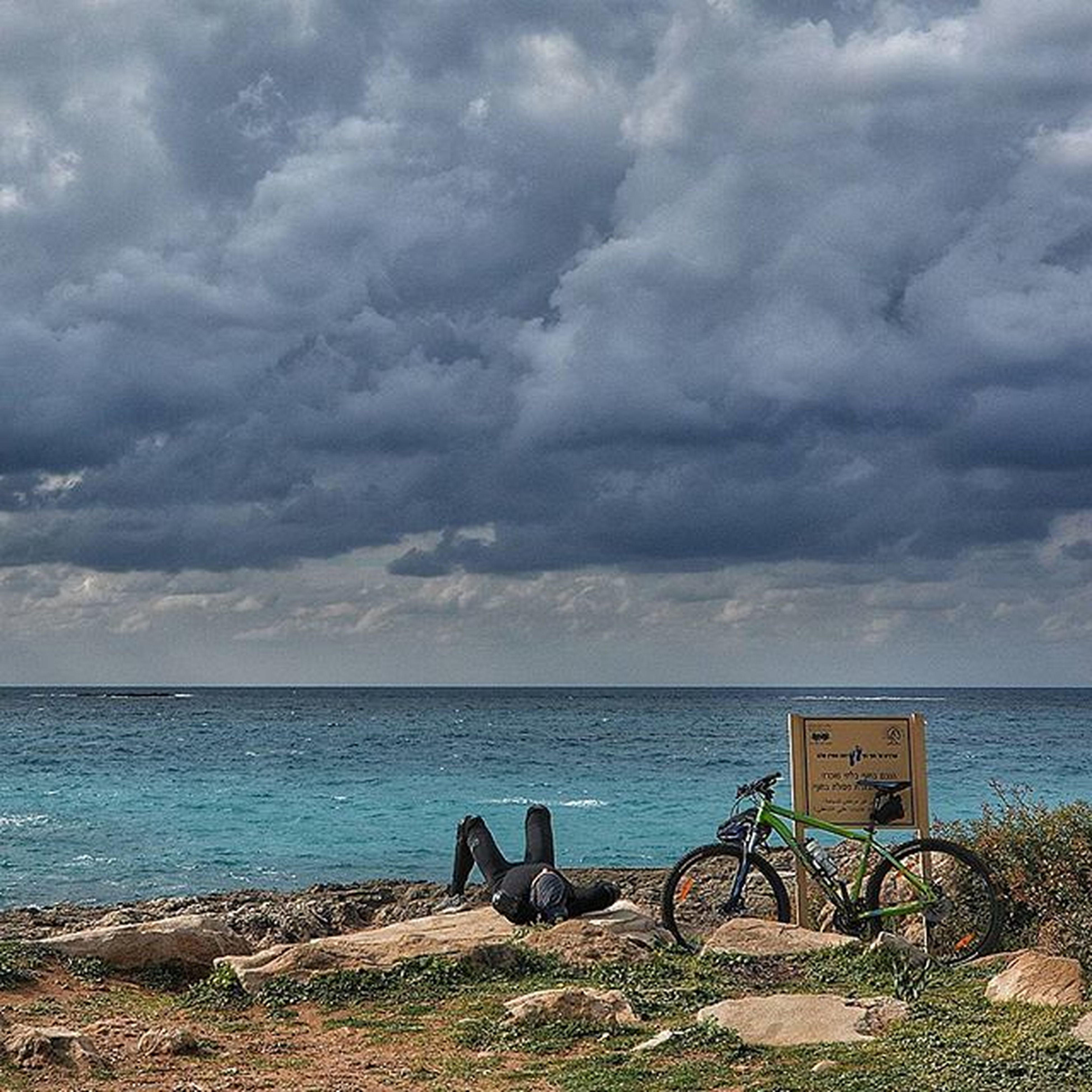 sea, sky, horizon over water, cloud - sky, water, cloudy, beach, tranquility, scenics, tranquil scene, shore, beauty in nature, nature, weather, cloud, overcast, idyllic, storm cloud, outdoors, no people