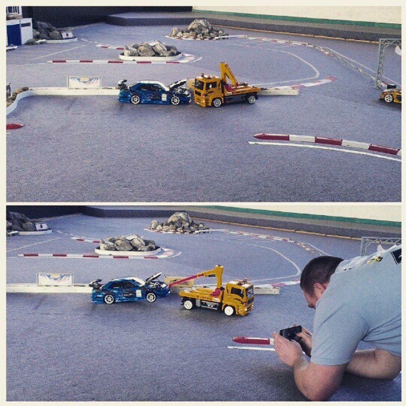 Der ADAC wird auch gebraucht Rcdrift Nodrift Drift Rcdrifting Megadrom