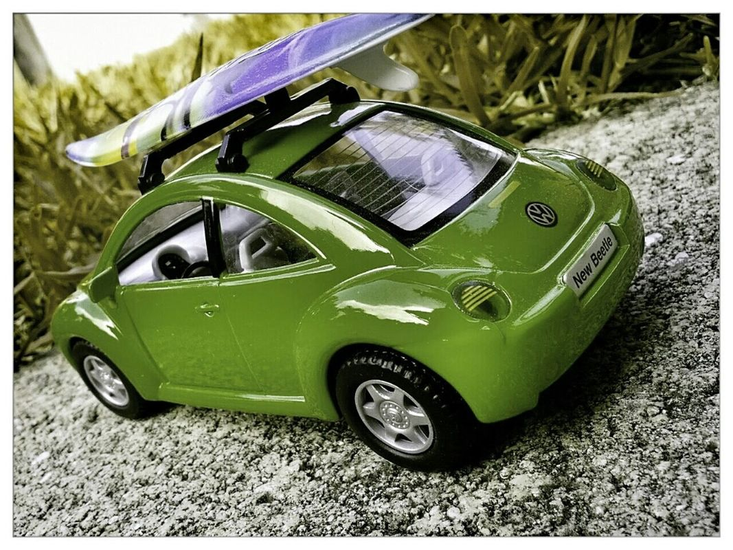 NEM green NEM toys beetle vdubs EE_Daily: Green Thursday by dontget2close