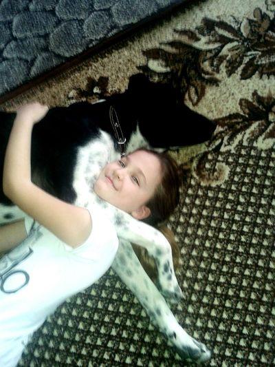 Я люблю свою собаку. First Eyeem Photo