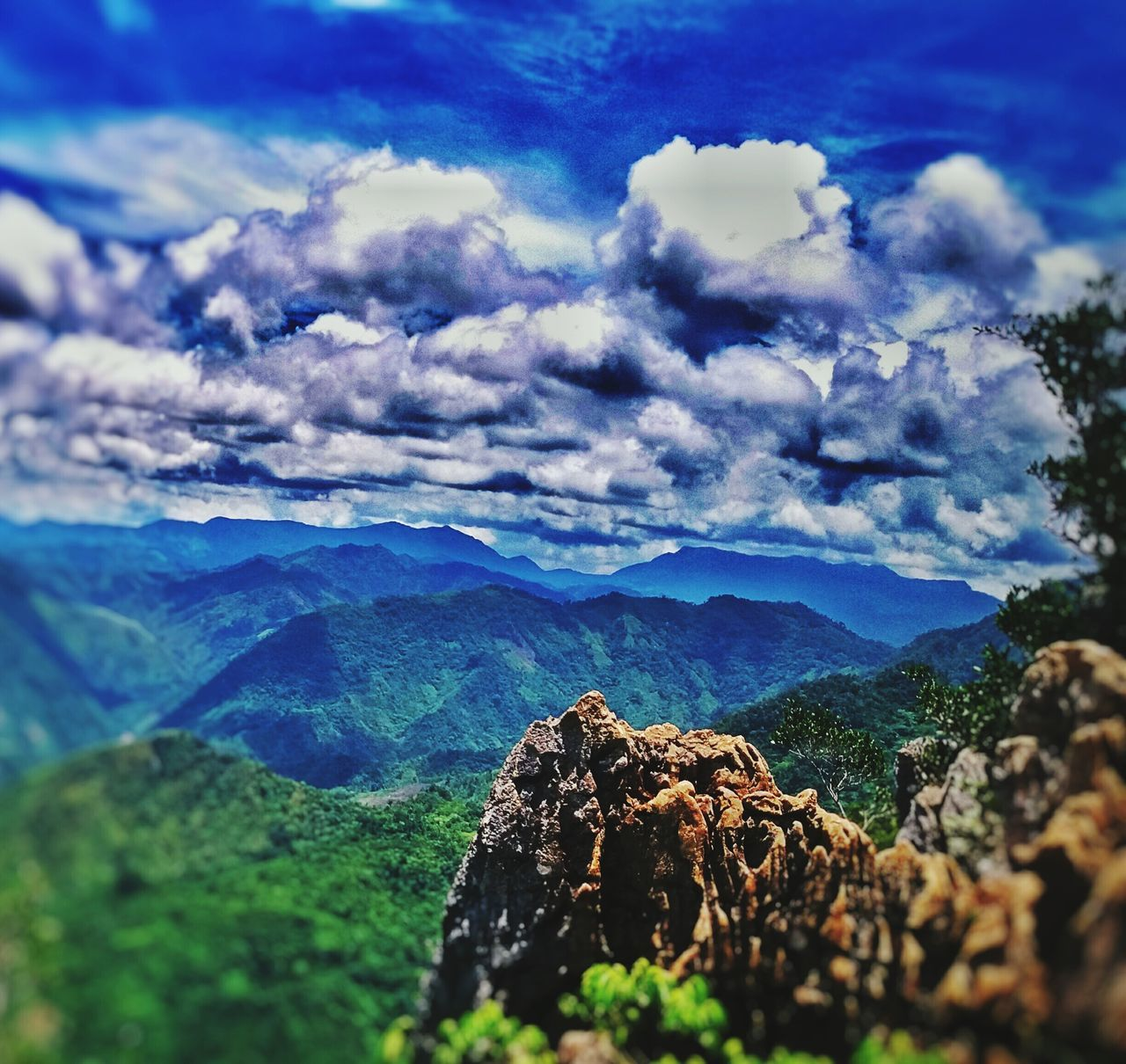 nature, mountain, beauty in nature, scenics, rock - object, tranquil scene, tranquility, no people, day, sky, outdoors, cloud - sky, physical geography