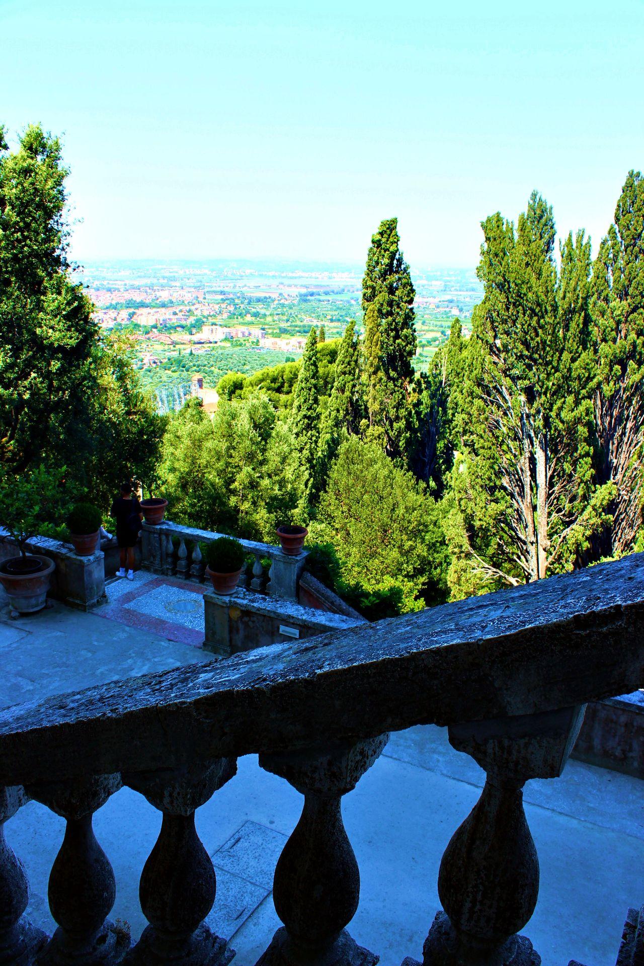 Stairs At Villa d'Este Garden Italy S Stairs Tivoli Villa D'Este
