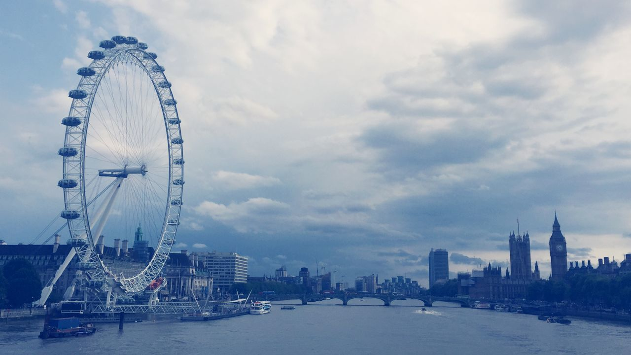 Oh London I'm going to miss you. Being A Tourist / Big Ben / London Eye / Open Edit