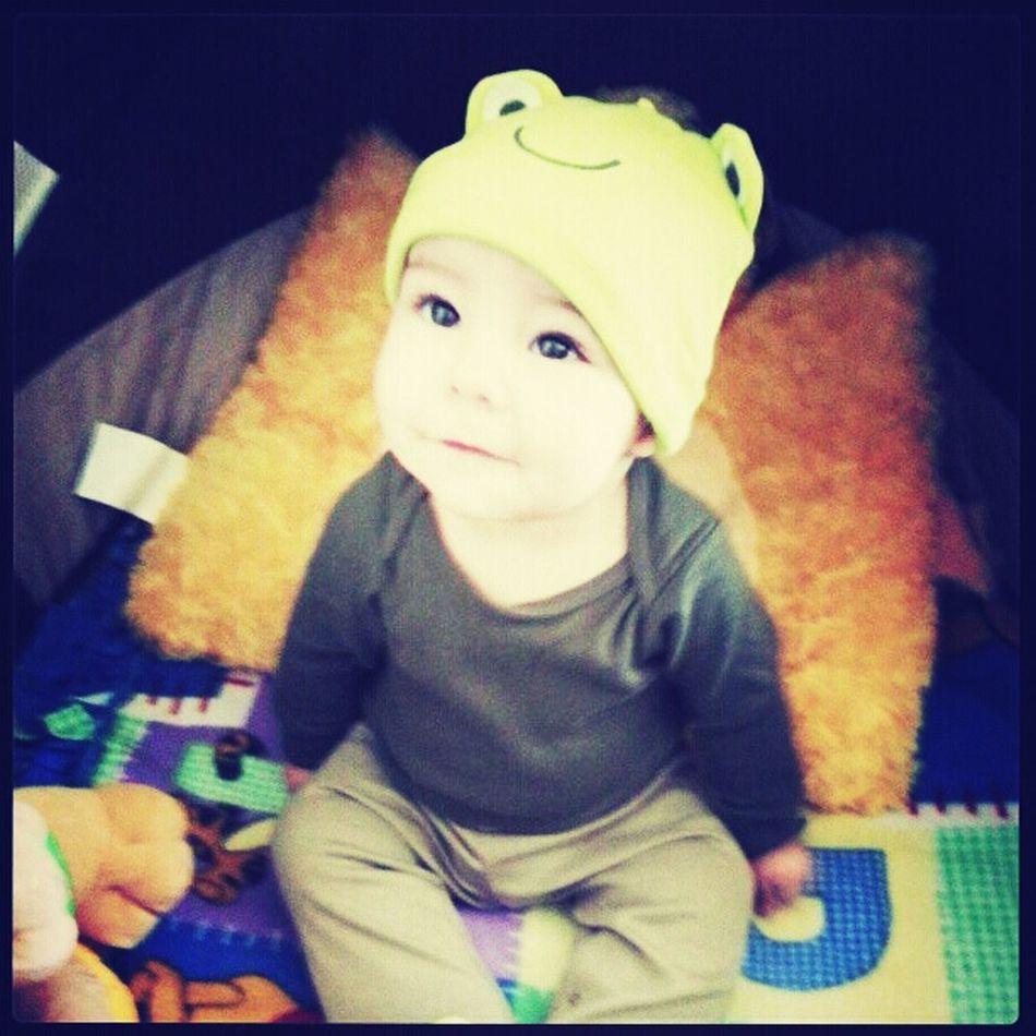 #froggy