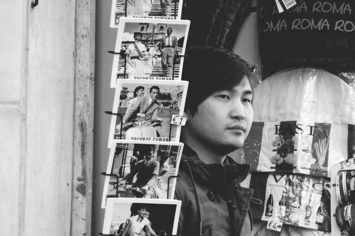 EyeEm vscocam street photography Samsung Galaxy Camera by Enrica Brescia