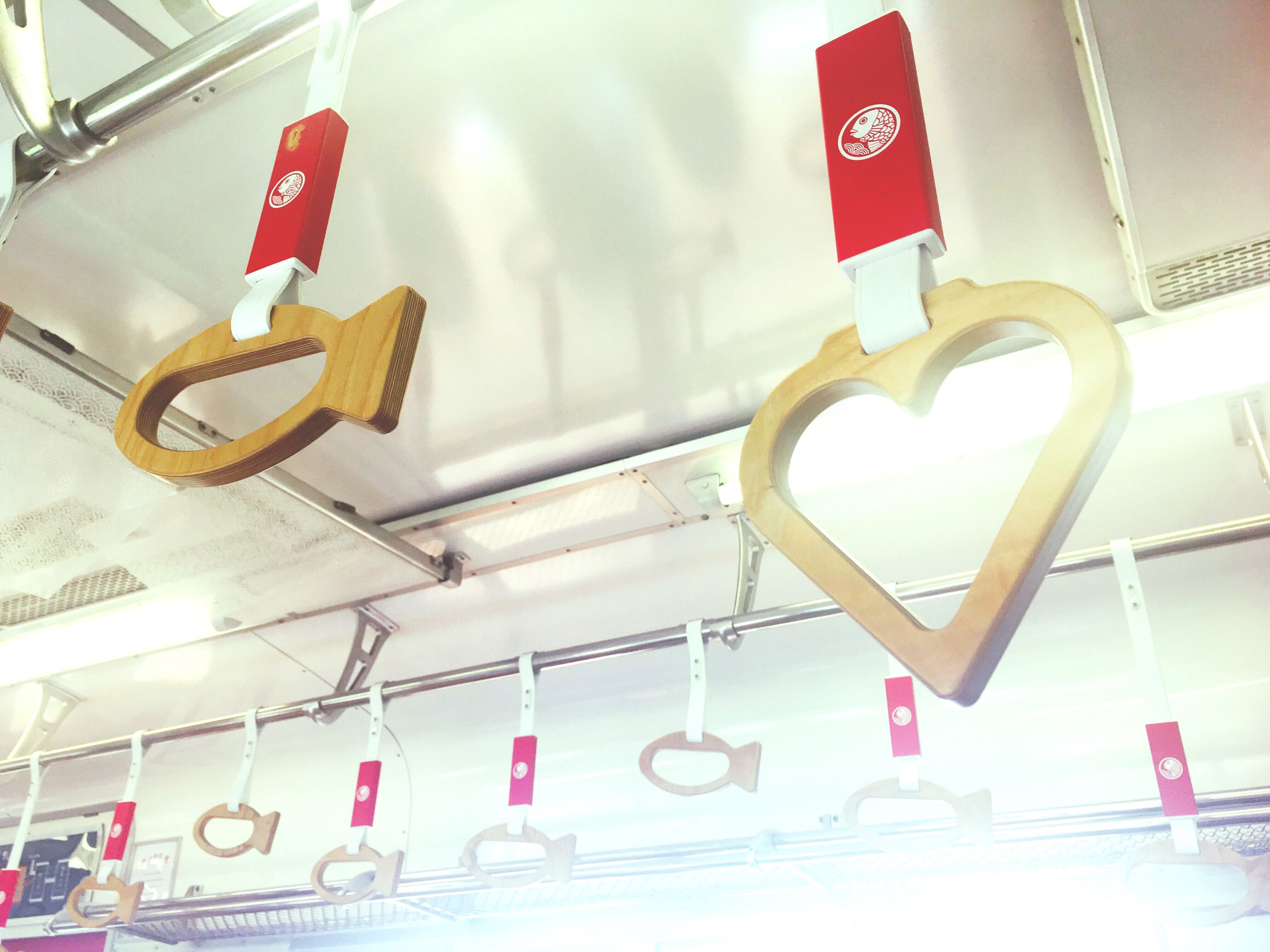Tai  Fish Heart Strap Fishstrap Heartstrap Cute Lucky Happy IPhone Sakana Love 2016 August