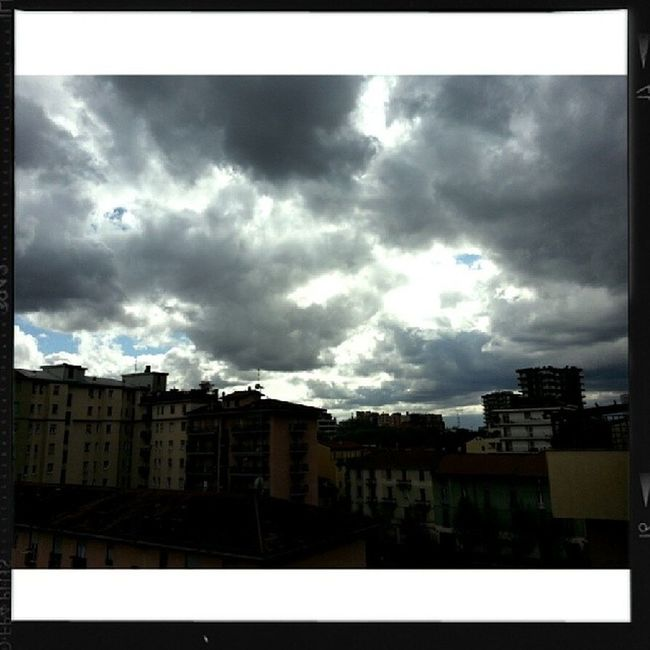 Il cielo sopra Sesto alle 16.00 del 23/03/2014