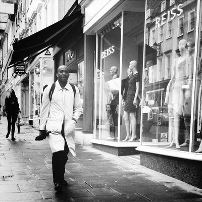 streetphotography at Bath by msiagirl