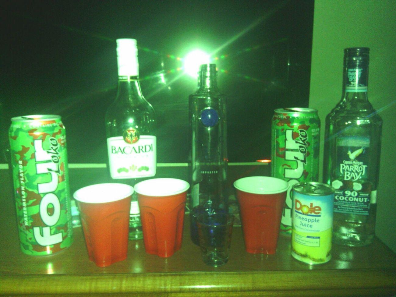 Last Night! ;)